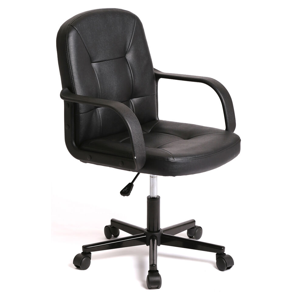 new modern office executive chair computer desk task. Black Bedroom Furniture Sets. Home Design Ideas