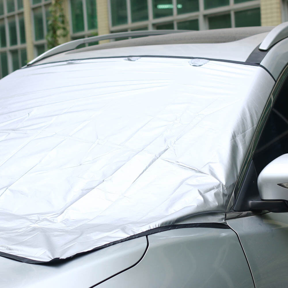 Universal Fit Snow/Ice/Sun/Dust 8 Magnetic Car Windshield ...