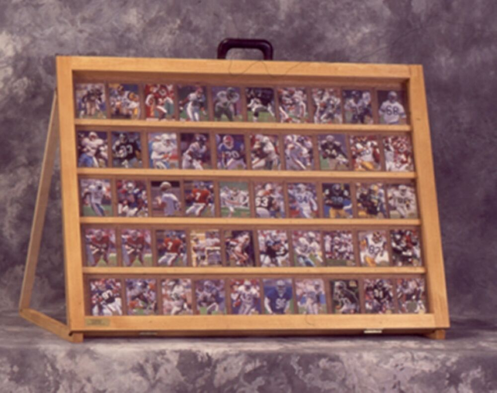 Table top card display case trade show case 1 2 full for Jewelry display trade show
