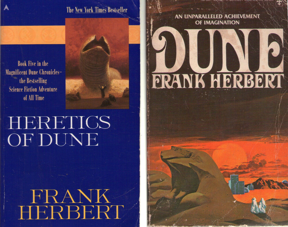 the main conflict of the novel dune by frank herbert Frank herbert by timothy o chapter 3: from concept to fable the evolution of dune herbert's success with under pressure was only a.