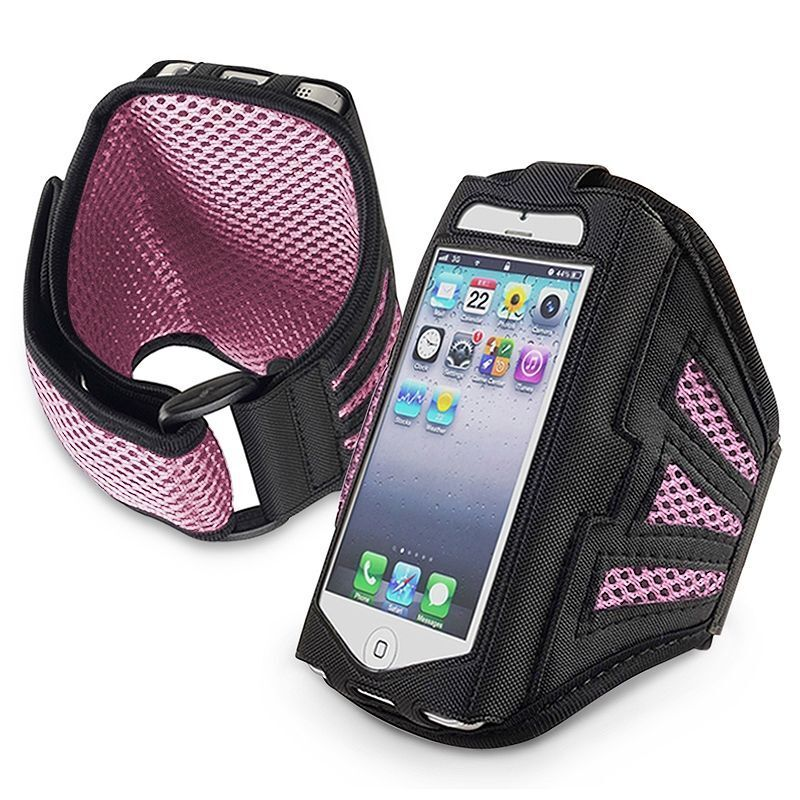 2bcd940271 ... Sports Phone Cases: Jogging Running Armband Sports Holder Case Cover  For IPod