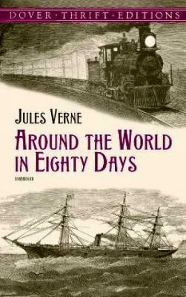 a plot summary of jules vernes book round the world in eighty days Around the world in eighty days by jules verne home / literature / around the world in eighty days /  around the world in eighty days summary  back next   it's around the world at warp tour speed as phileas fogg stops at nothing to make it back home in time he's down to use everything from ships, trains, an elephant, or a sailing.