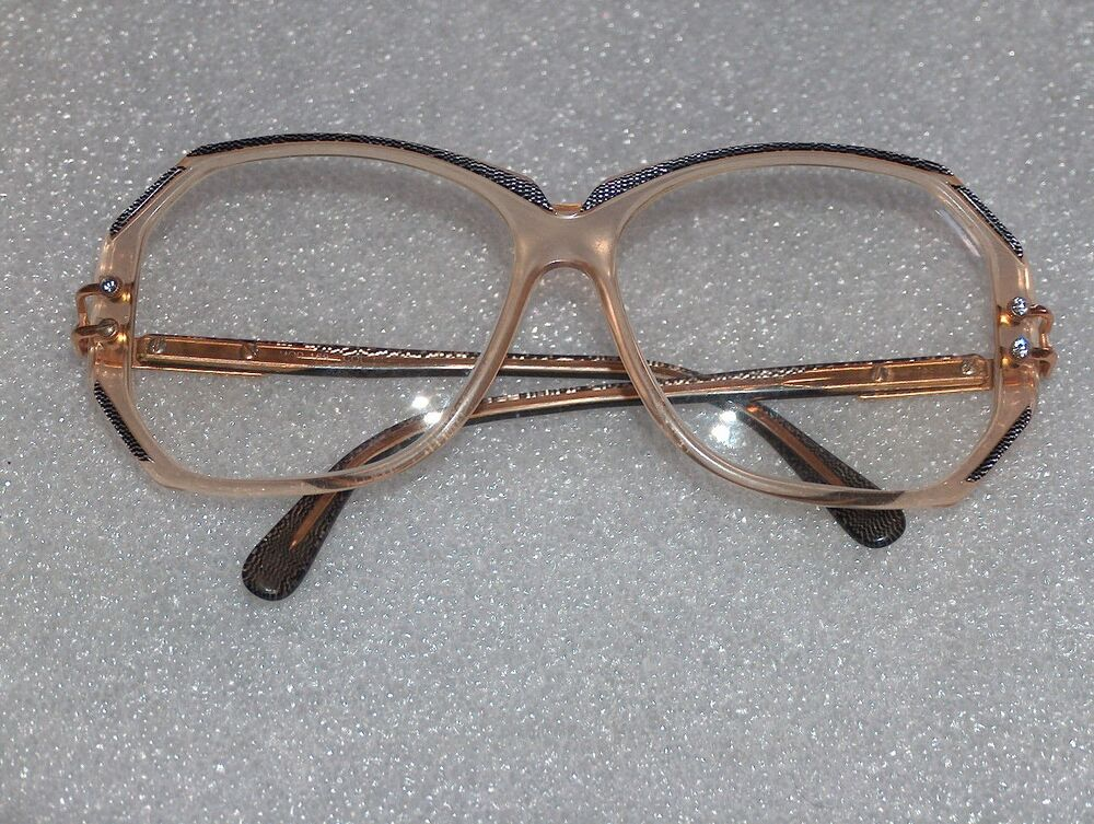 Eyeglasses Frame Made In Germany : VINTAGE CAZAL MOD 169 EYEGLASSES FRAME, MADE IN GERMANY ...