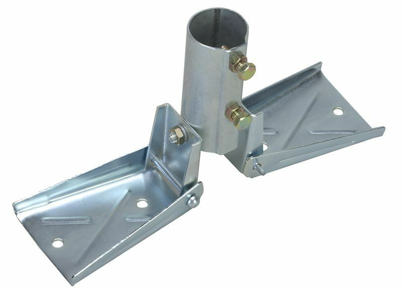 Heavy Duty Roof Mount For Masts Up To 1 1 2 Quot Od Ez 19