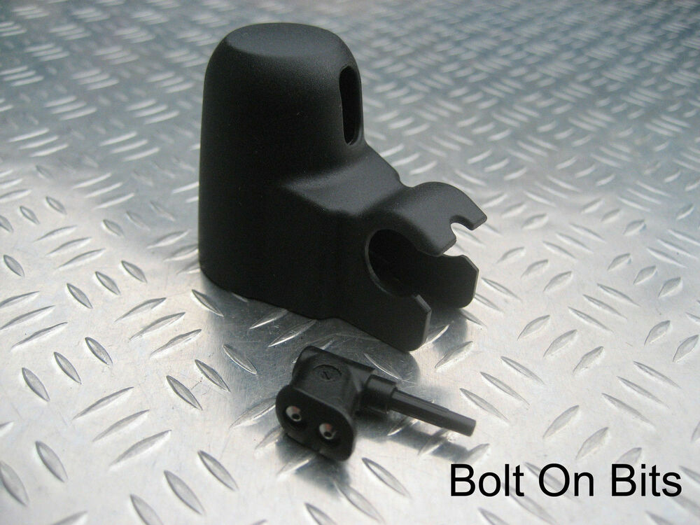 Rear Washer Wiper Jet Nozzle Amp Cap Upgrade Bmw 1 Series 2004 Through To 2007 E87 Ebay