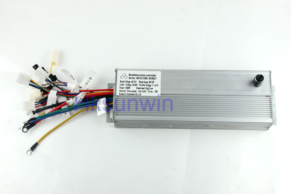 48v 72v 1000w brushless motor controller electric bicycle for 1000w brushless dc motor