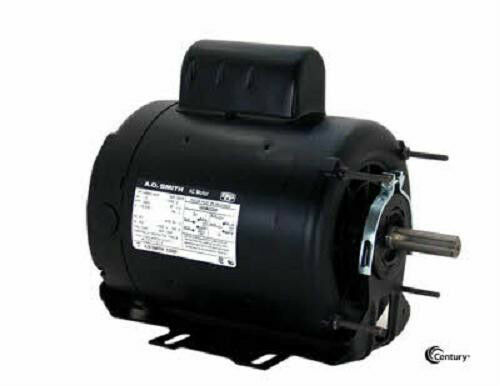 C523v1 1 hp 1725 rpm new ao smith electric motor ebay for Ao smith ac motor 1 2 hp