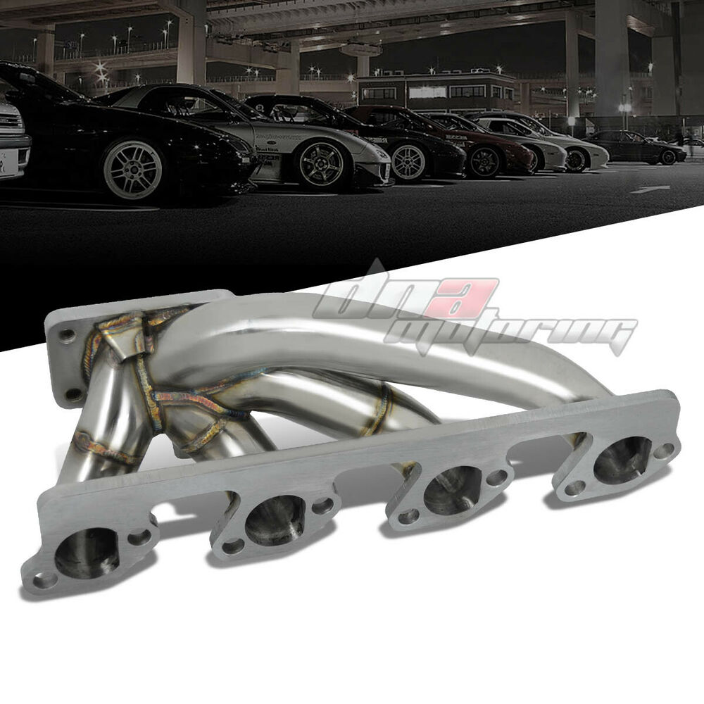 Turbo Manifold T3 For Ford Mustang Svo Thunderbird Tc: T3 PERFORMANCE EXHAUST TURBO BOOST MANIFOLD FOR 03-07 FORD