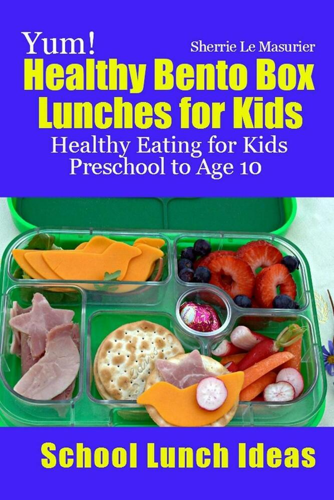 new yum healthy bento box lunches for kids healthy eating for kids preschool t 9781484918388. Black Bedroom Furniture Sets. Home Design Ideas