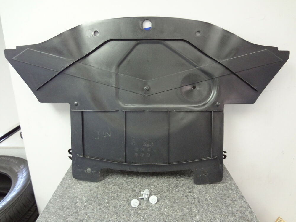 Challenger Charger 300 Belly Pan Engine Shield Lower Cover
