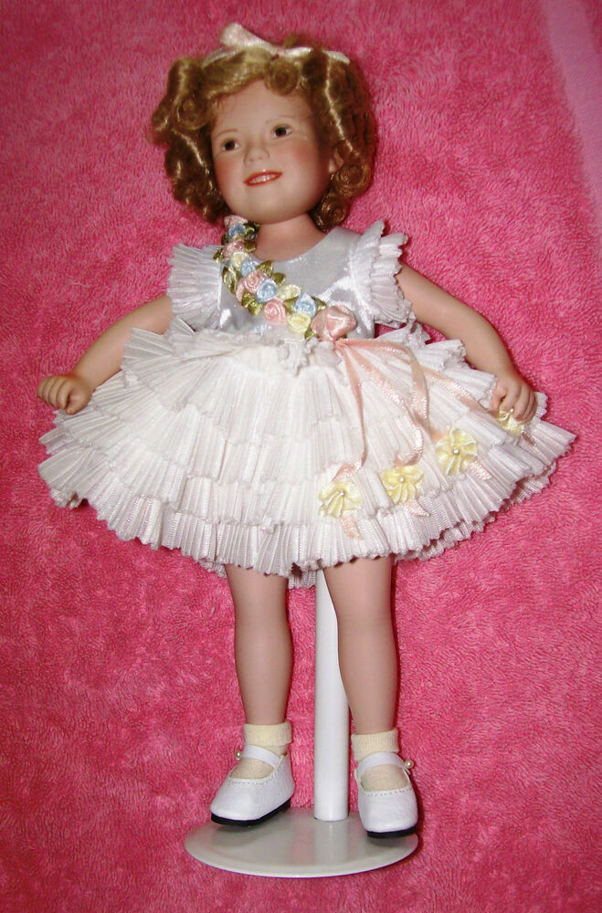Danbury Mint 10 Quot Shirley Temple Doll Quot Baby Take A Bow