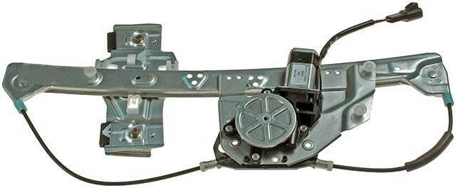 New cadillac deville rear right power window regulator w for 2000 cadillac deville window regulator