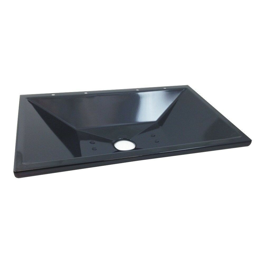 Weber Spirit Gas Grill Replacement Porcelain Drip Tray
