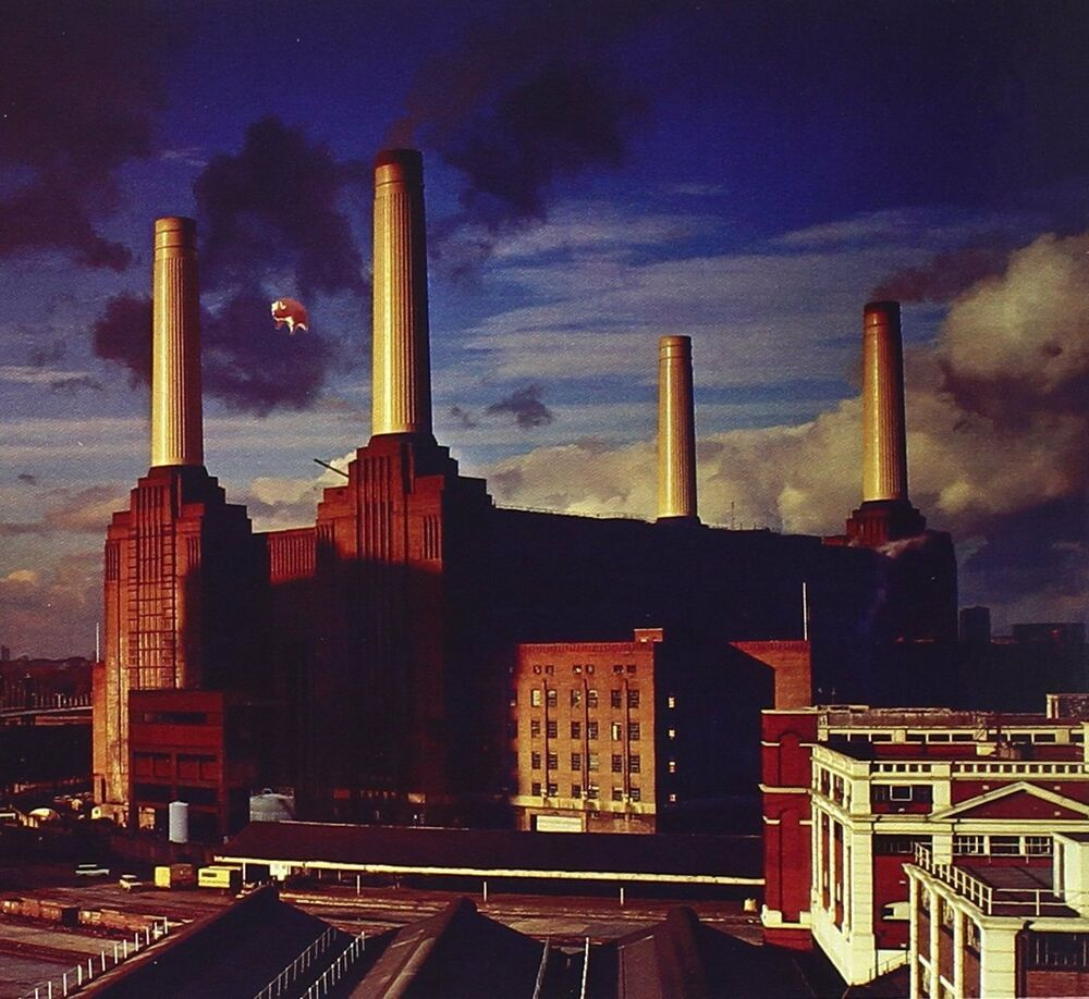 PINK FLOYD - ANIMALS: CD (2011 REMASTERED EDITION) ** free ...