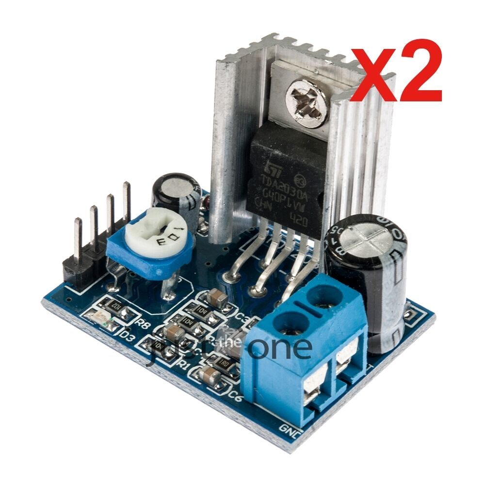 18w 18w Stereo Hi Fi Audio Amplifier Tda2030