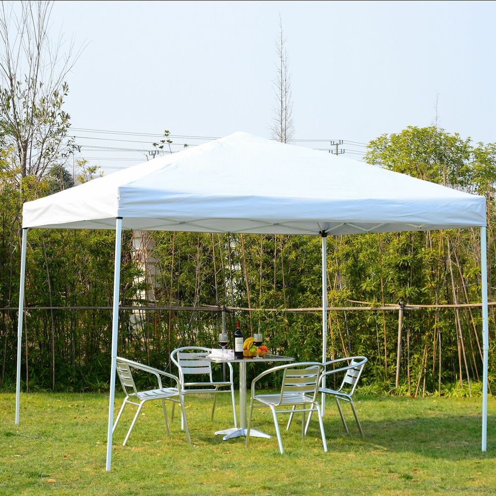 Ez Up Tent With Sides