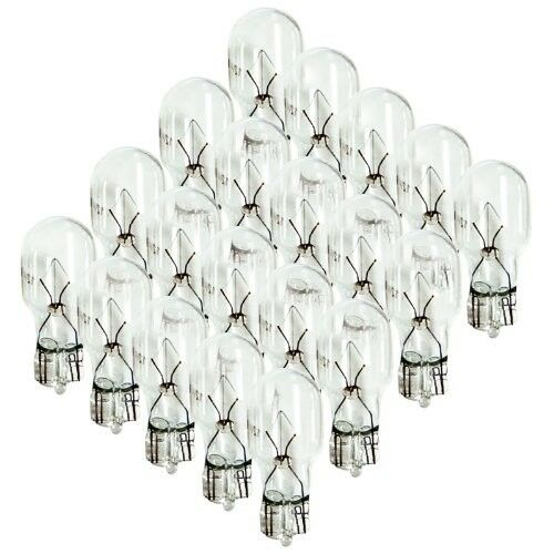 (20) Replacement Landscape Bulb For Malibu ML7W4C 12 Volt