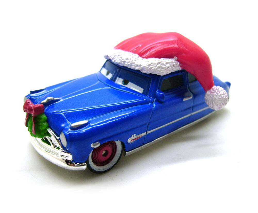 Christmas Toys Cars : Disney pixar cars diecast toy car doc hudson christmas