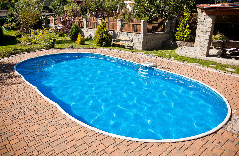 stahlwandbecken 7 30 x3 70 x1 20m oval pool swimmingpool aufstellpool poolfolie ebay. Black Bedroom Furniture Sets. Home Design Ideas