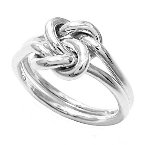 how to make a love knot ring