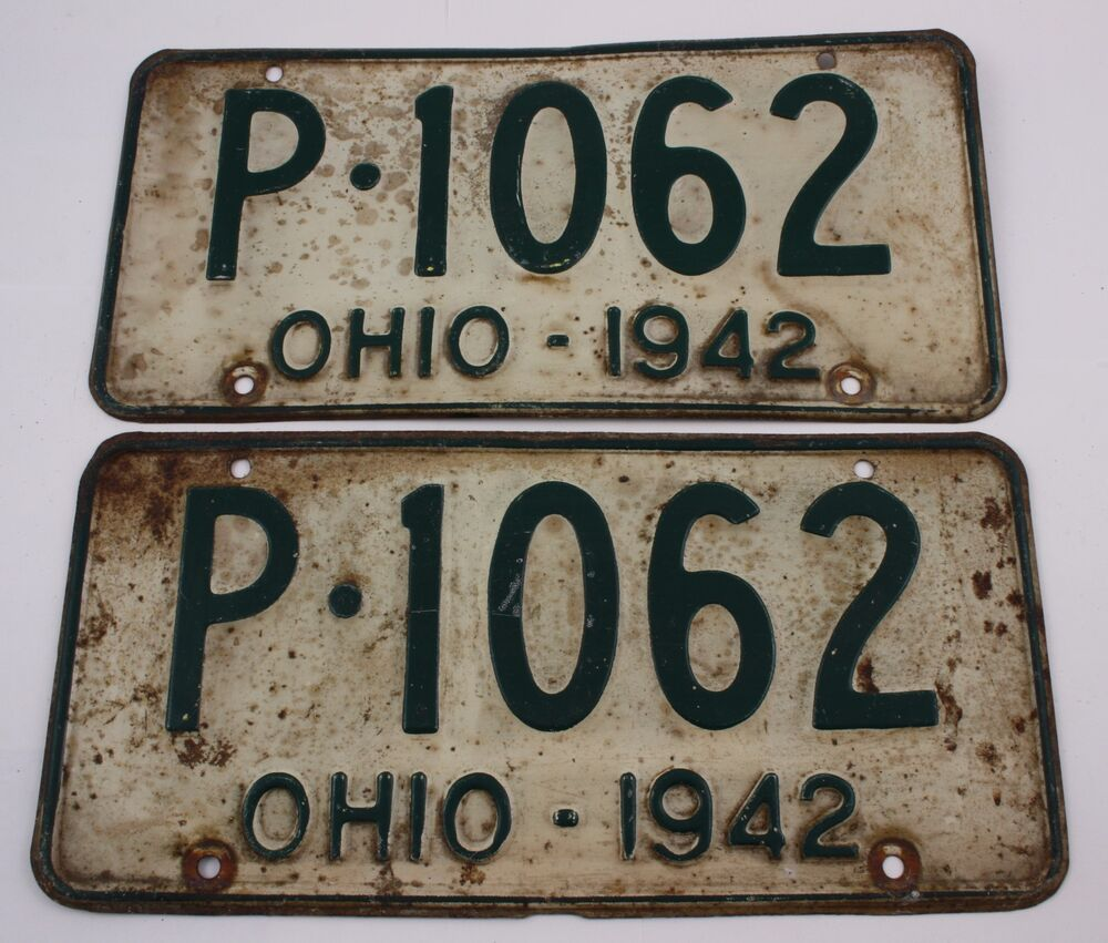 Ohio License Plate Search - Guaranteed License Plate Lookup