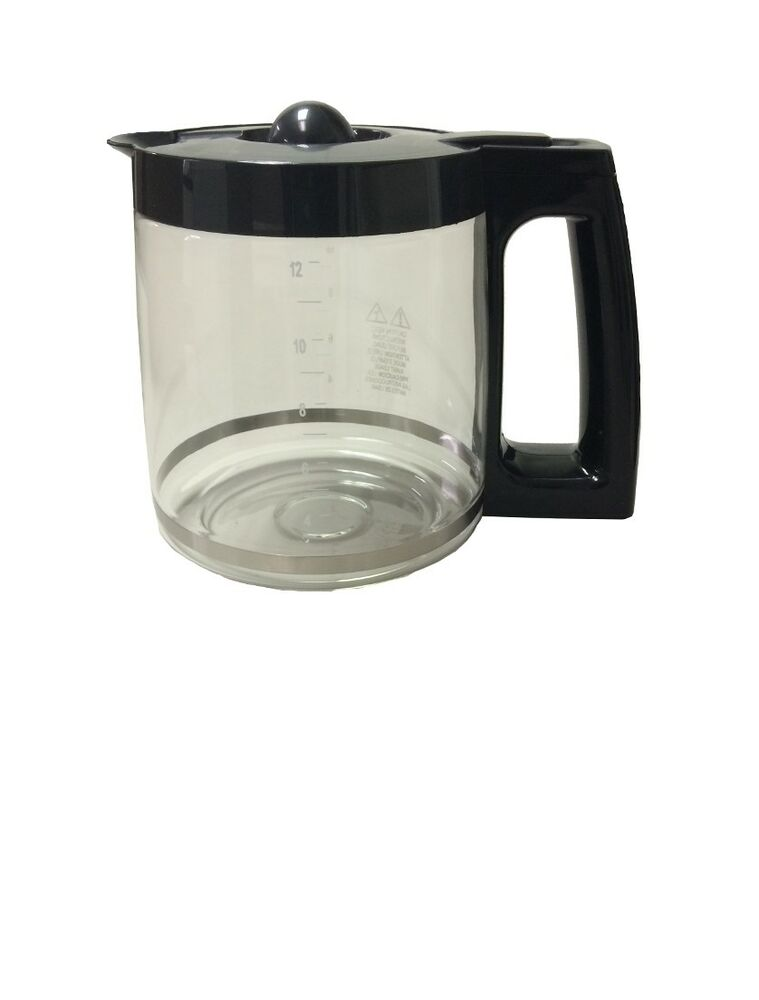 Cooks Coffee Maker Pot Replacement : Hamilton Beach 12 Cup Coffeemaker Replacement Glass Carafe for Model 43255 eBay