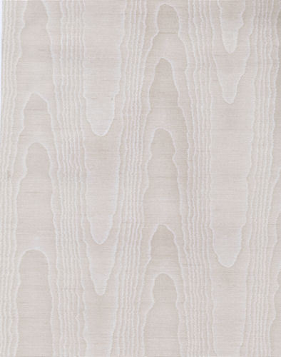 Solid vinyl off white moire wallpaper 48 4004 ebay for Solid vinyl wallcovering