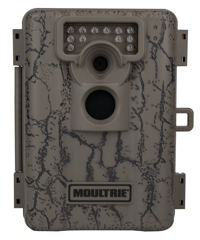 Moultrie A-5 5 MP Low Glow Infrared Trail Game Camera ...