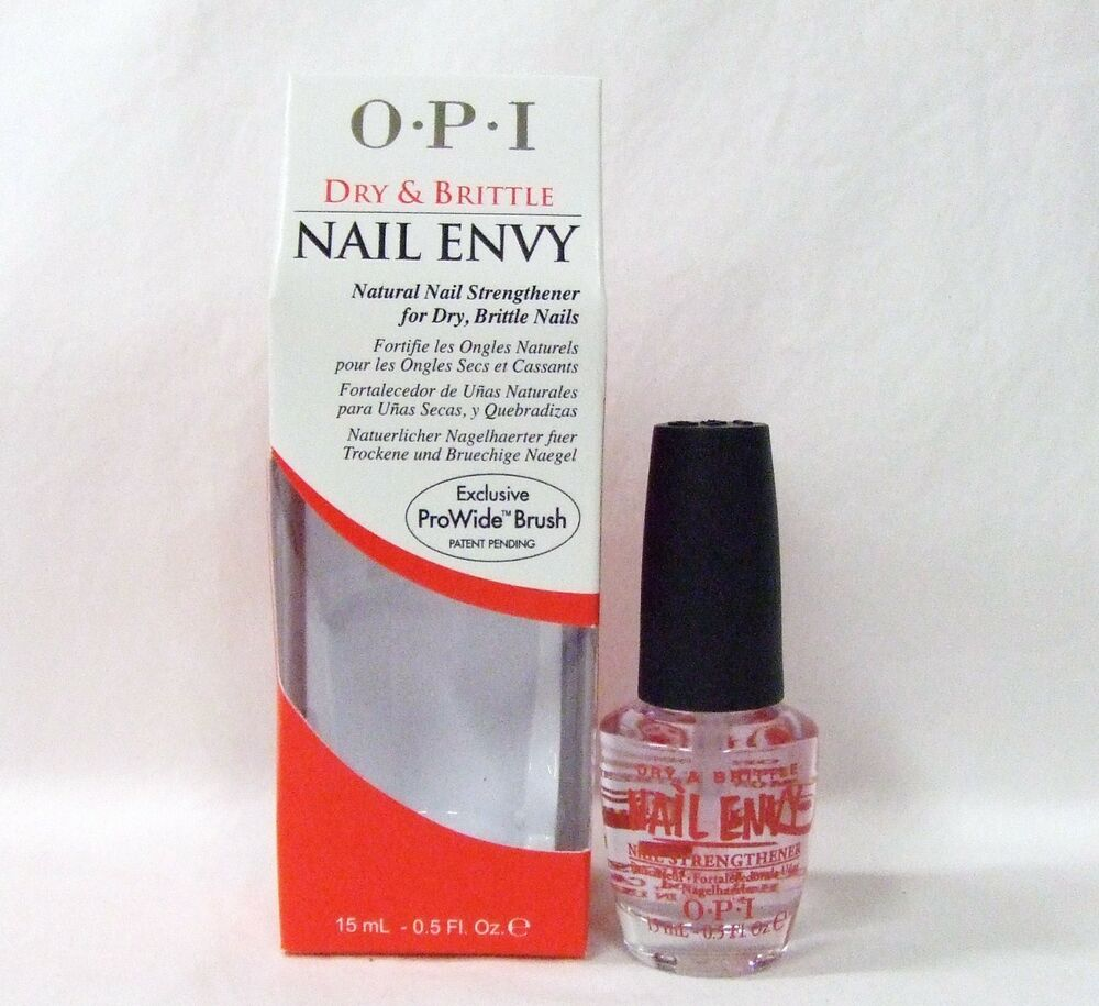 Nail Envy Vs Nail Tek: OPI Nail Treatment Envy Dry & Brittle .5oz/15ml