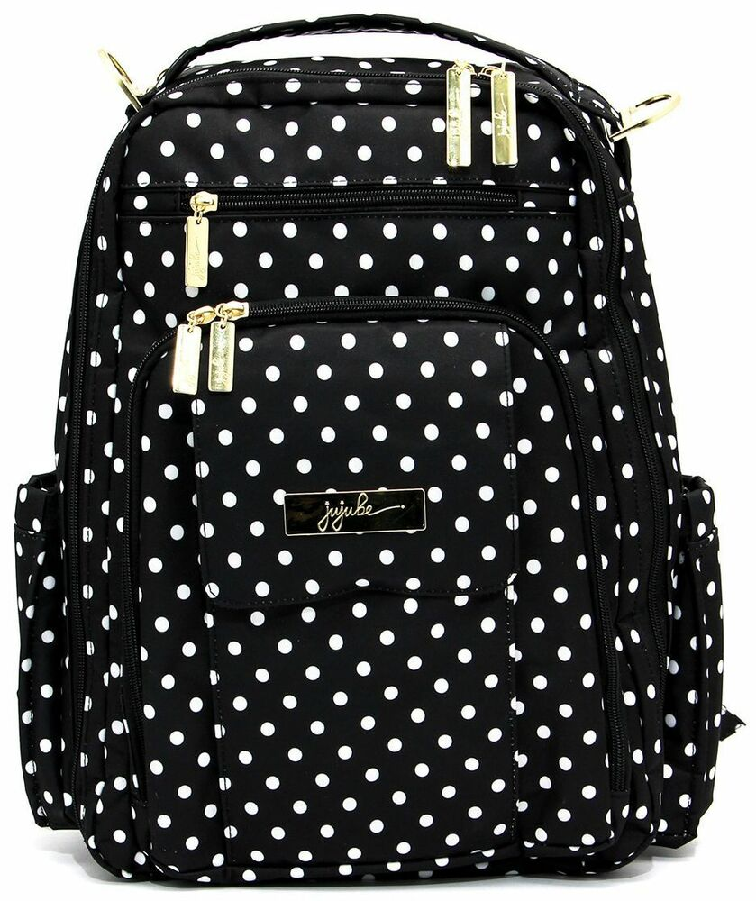 ju ju be legacy be right back backpack baby diaper bag the dutchess new ebay. Black Bedroom Furniture Sets. Home Design Ideas
