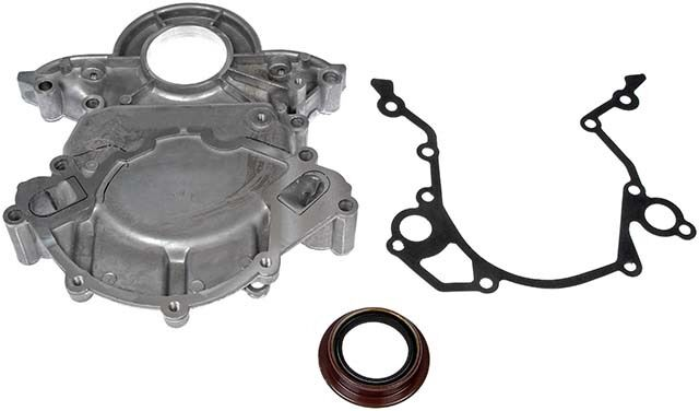 ford 58 timing cover diagram timing chain cover ford truck 1988-1996 v8- 5.0l, 5.8l | ebay