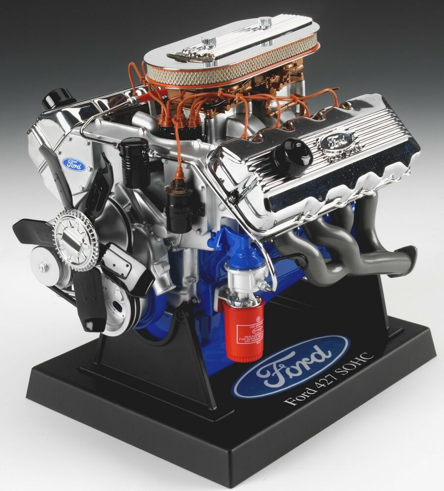 Complete Engines For Sale Page 85 Of Find Or Sell: FORD 427 SOHC Replica Engine 84025