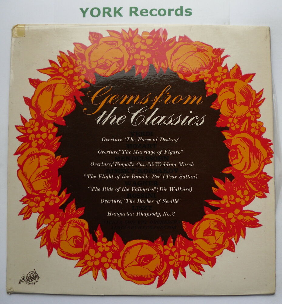FDY 2073 - GEMS FROM THE CLASSICS - Various GRUHN Vienna Concert O ...