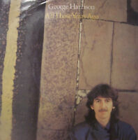 """GEORGE HARRISON - All Those Years Ago - 7"""" Single PS"""