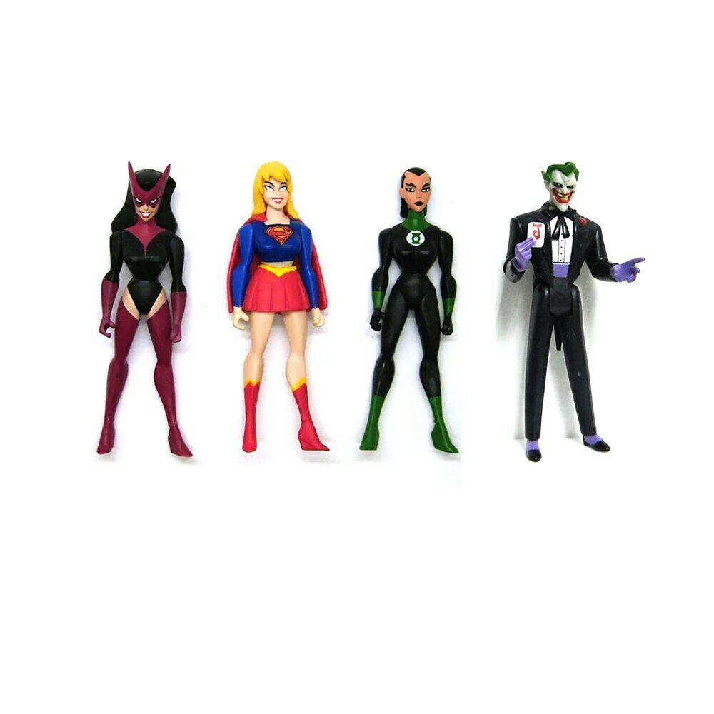 DC JLU Justice League Unlimited Katma Tui Supergirl Star ...