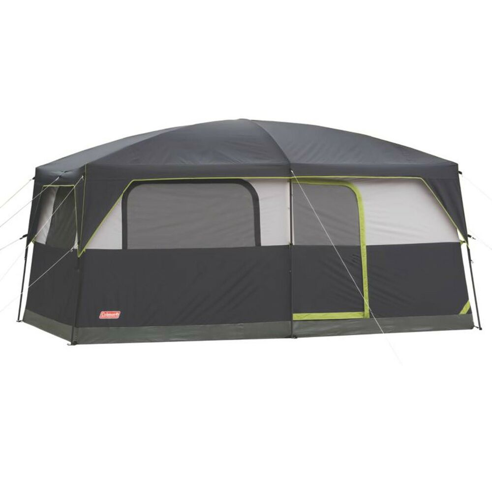 Coleman Prairie Breeze 9 Person Weathertec Camping Tent W
