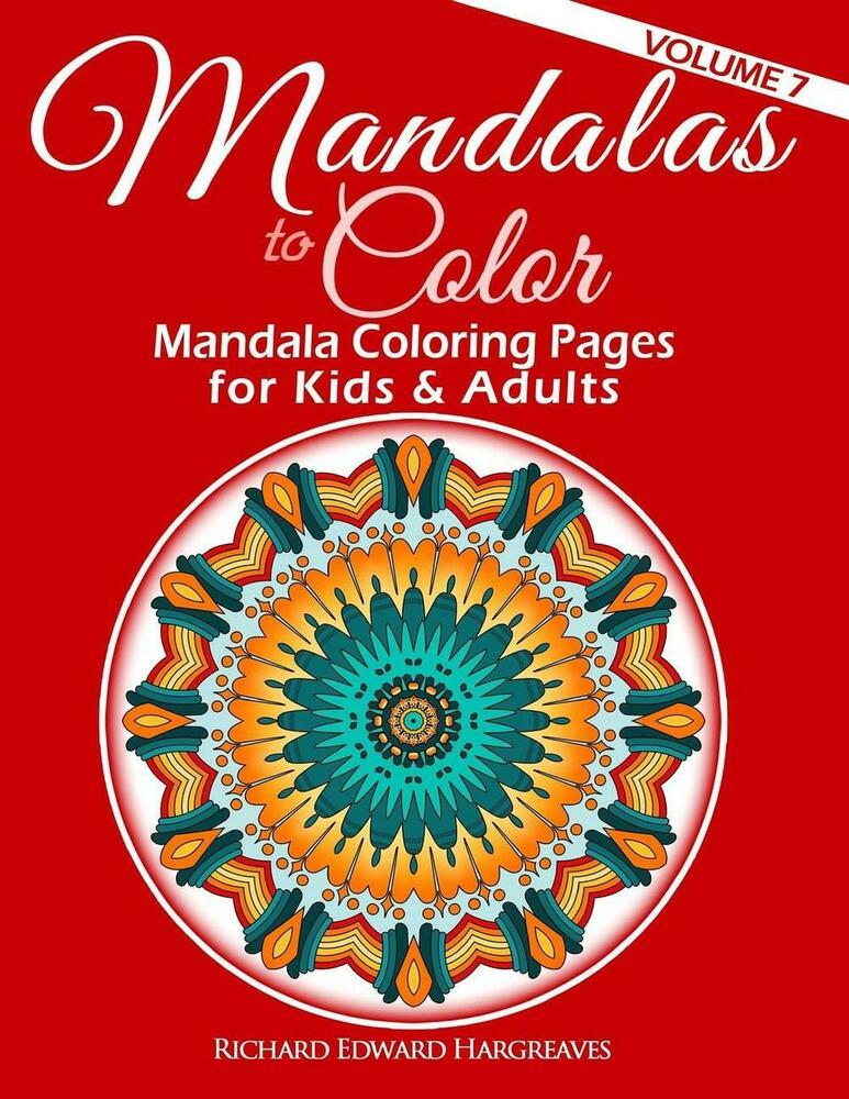 Mandalas To Color Mandala Coloring Pages For Kids