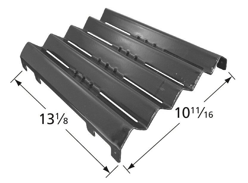 Kenmore model 141 gas grill heat plate tent porcelain coated bbq parts ebay - Kenmore outdoor gas grill parts ...