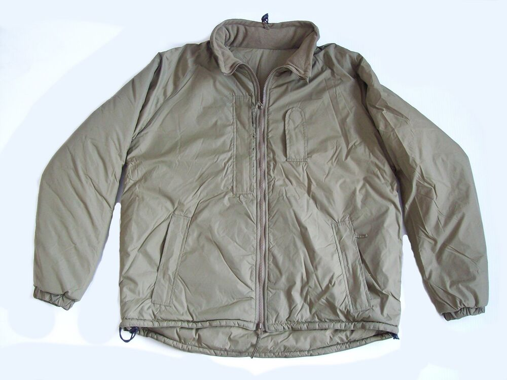 New Latest Army Issue Pcs Thermal Jacket Size 170 90