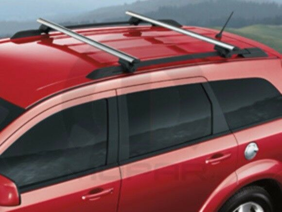 09 11 dodge journey new production roof rack cross bars. Black Bedroom Furniture Sets. Home Design Ideas