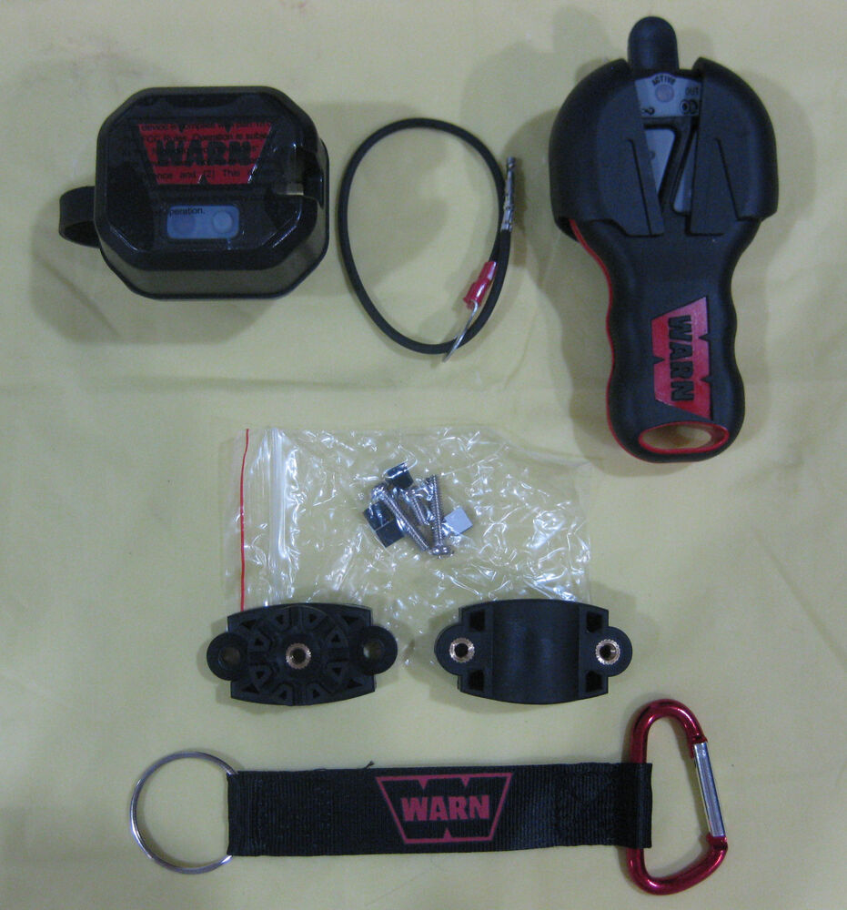 warn winch remote warn 90287 wireless remote control system conversion kit winch 5 wire 76080