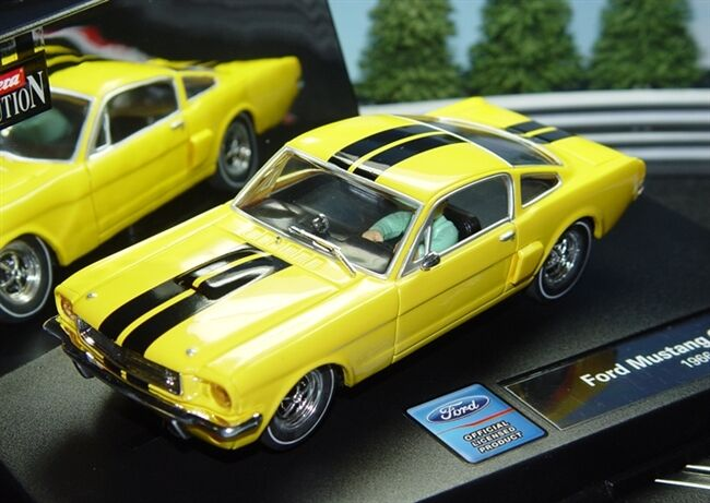 carrera 27148 1965 ford mustang gt slot car 1 32 evolution. Black Bedroom Furniture Sets. Home Design Ideas