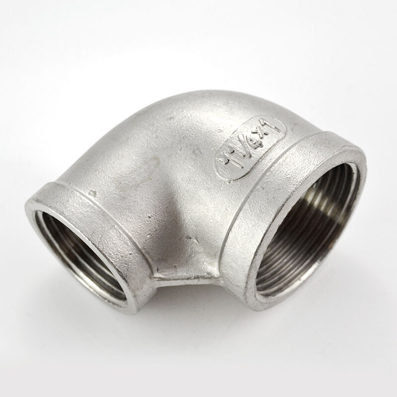 Quot female threaded elbow reducer pipe fitting