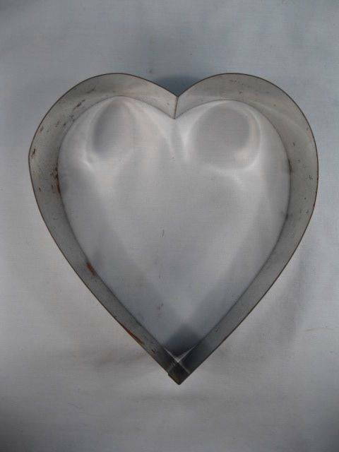 heart cake pan large shaped tin cake pan bakeware baking dessert 4764