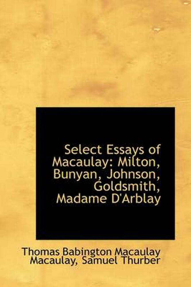 essay new selected