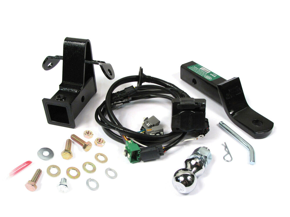 Range Rover Sport Tow Hitch  U0026 Trailer Wiring Package