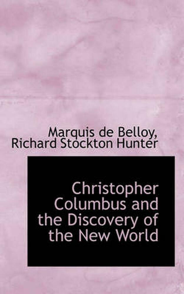 "discovery new world thesis Assignment 11: a changing world thesis and outline ""the discovery of america, and that of the passage to the east indies by the cape of good hope, are th."