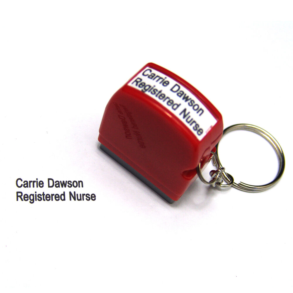 Custom name signature flash stamp self inking registered for Custom craft rubber stamps