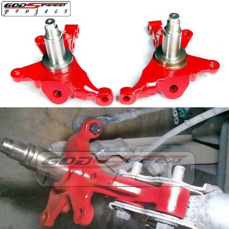 1995 Nissan 300zx Suspension: GODSPEED MASSIVE ANGLE STEERING KNUCKLES FITS FOR 89-94 95