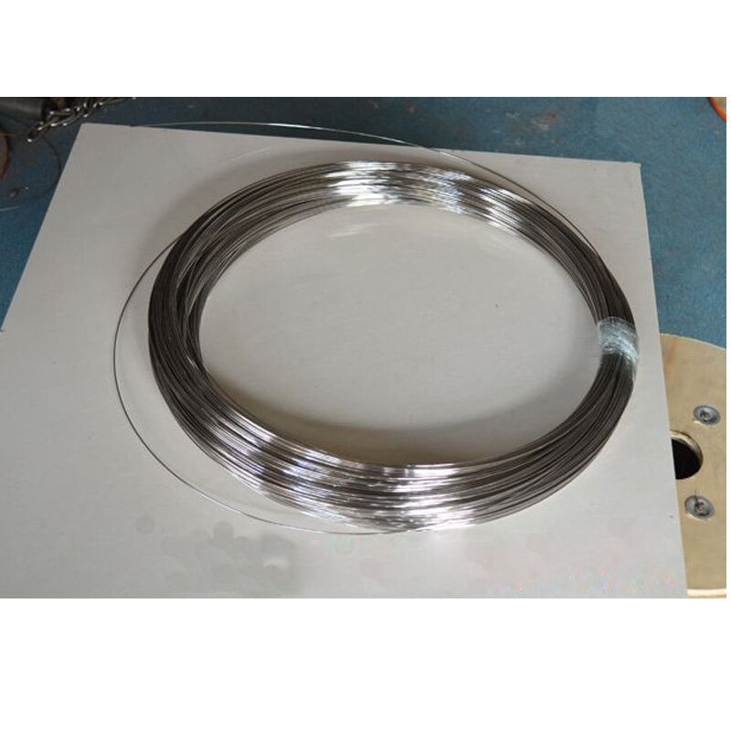 Single Metal Wire : Stainless steel wire single bright hard